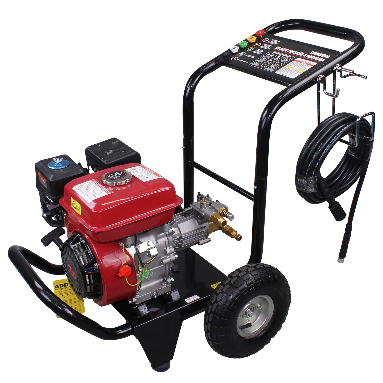 Nagano Máquinas - Lavadora de Alta Pressão a Gasolina Partida Manual 2900  LBS Axial Motor 7 HP 168F - NLG180 a02c2882b2