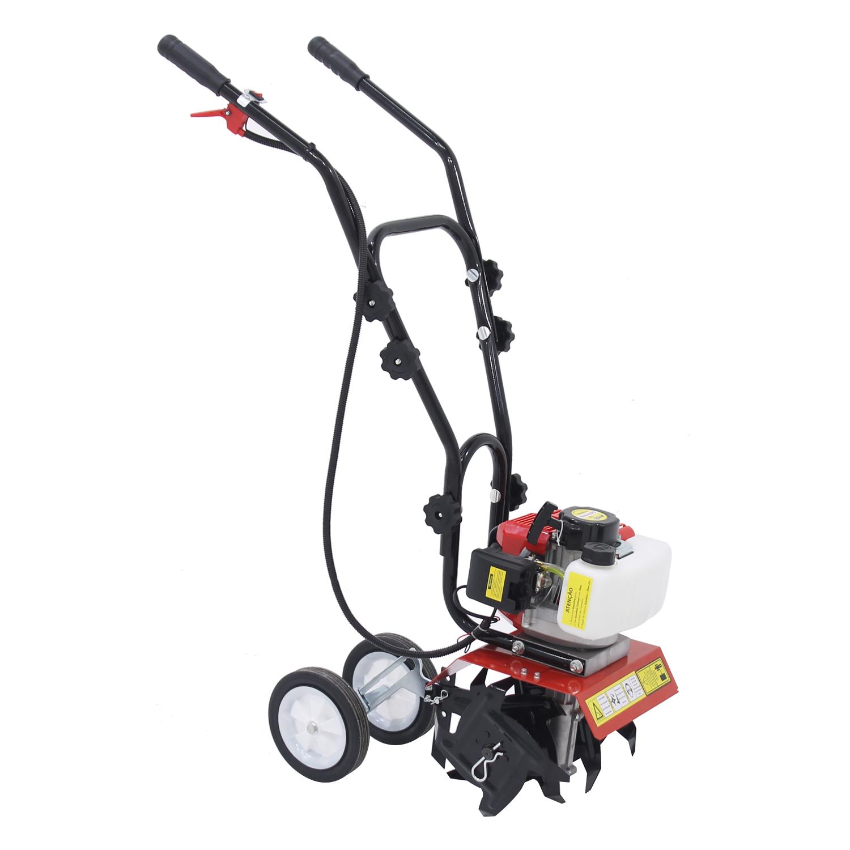 Nagano Máquinas - Motocultivador Enxada Rotativa a Gasolina Partida Manual  52cc 1,2 hp 2 Tempos - NMCERGG - Nagano 71383a3390